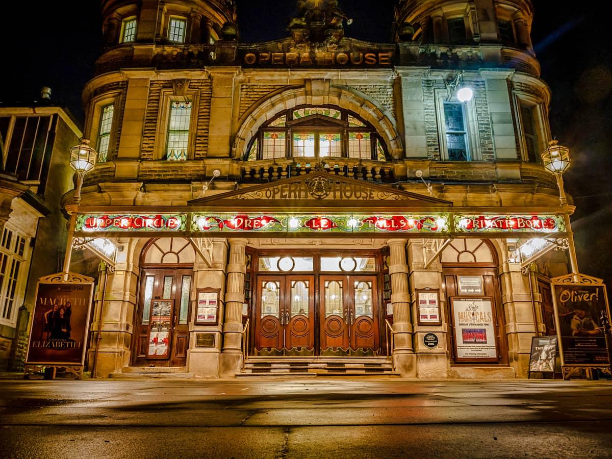 Buxton Opera House, Buxton, Derbyshire Credit_Jenna Goodwin