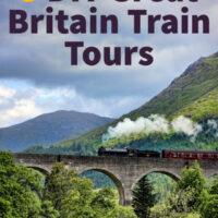 DIY Great Britain Train Tours