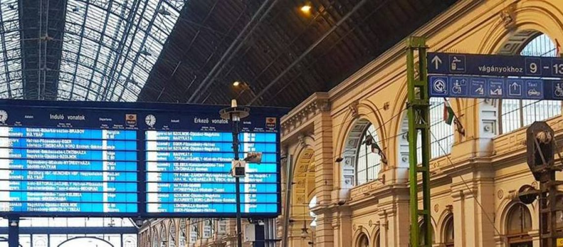 How to Catch the Infamous Belgrade to Budapest Overnight Train
